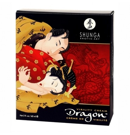 CREMA SHUNGA DRAGON POTENCIADOR DE ERECCION