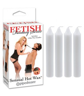 VELAS SENSUAL HOT WAX FETISH