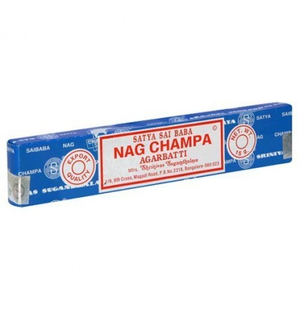 INCIENSO ORIGINAL NAG CHAMPA