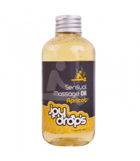 JoyDrops Sensual Massage Oil – apricot 250 ml